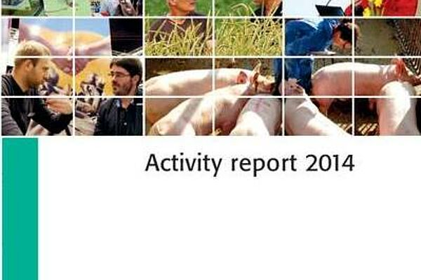 Cover Activity Report 2014