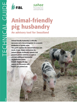 Animal-friendly pig husbandry