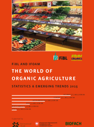The World of Organic Agriculture 2015