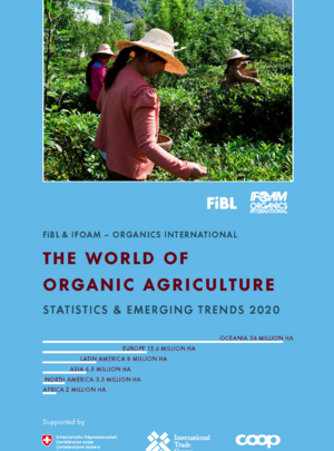 The World of Organic Agriculture 2020