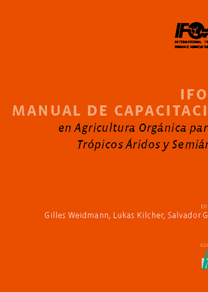 IFOAM Training Manual for Organic Agriculture in the Humid Tropics