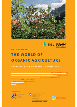 The World of Organic Agriculture 2012