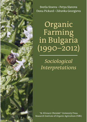 Organic Farming in Bulgaria (1990–2012)
