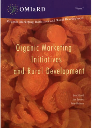 Organic Marketing Initiatives and Rural Development