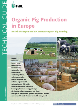 Organic Pig Production in Europe