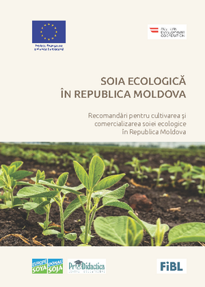 Soia ecologica in republica Moldova