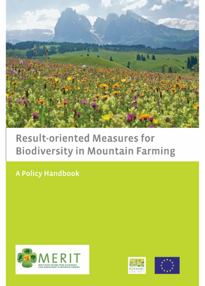 Result-oriented Measures for Biodiversity in Mountain Farming