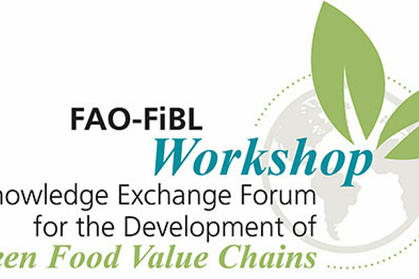 Logo Green Food Value Chains Workshop