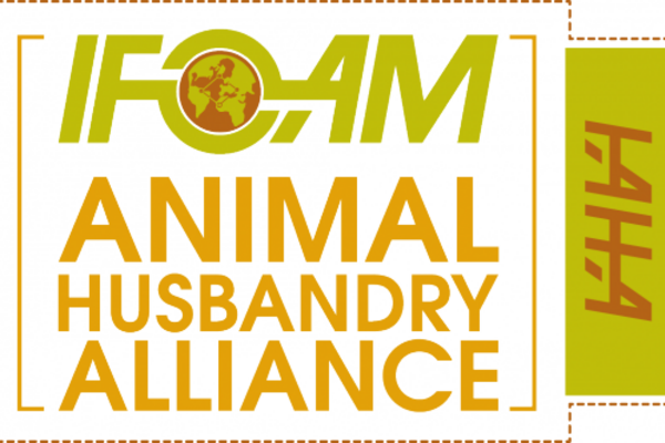 Logo Ifoam - Animal Husbandry Alliance