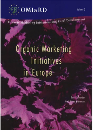 Organic Marketing Initiatives in Europe