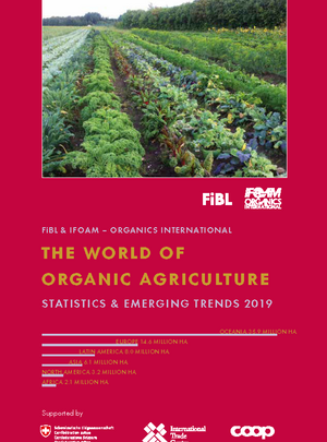 The World of Organic Agriculture 2019