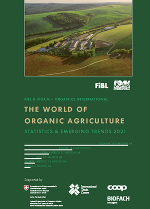 The World of Organic Agriculture 2021