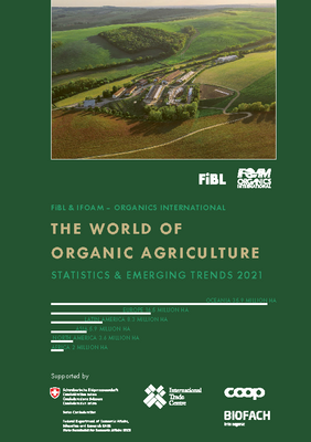 Cover der Publikation World of Organic