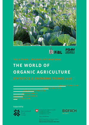 The World of Organic Agriculture 2016