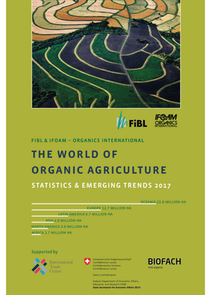 The World of Organic Agriculture 2017