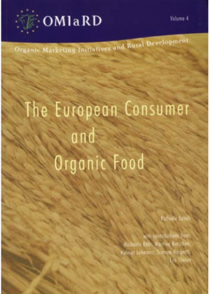The European Consumer and Organic Food