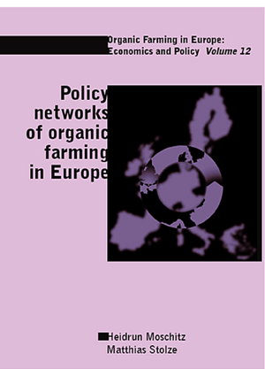 Policy networks of organic farming in Europe