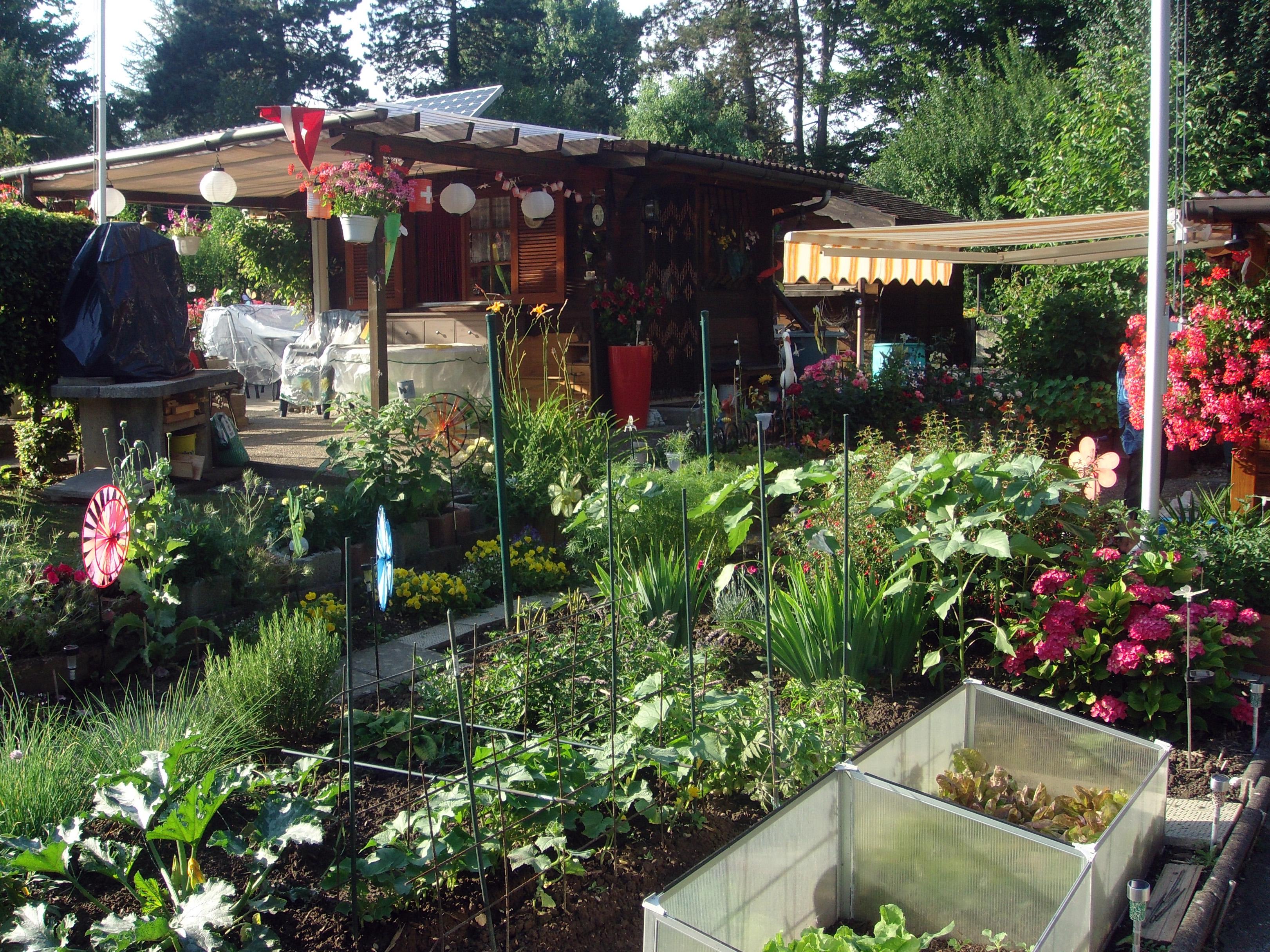 fibl der familiengarten als bio kleinstbetrieb