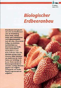Biologischer Erdbeeranbau