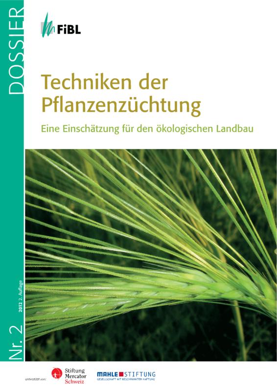 Techniken der Pflanzenzüchtung
