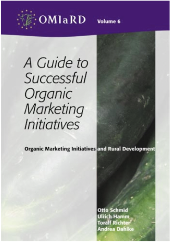 Cover: A Guide to Successful Organic Marketing Initiatives