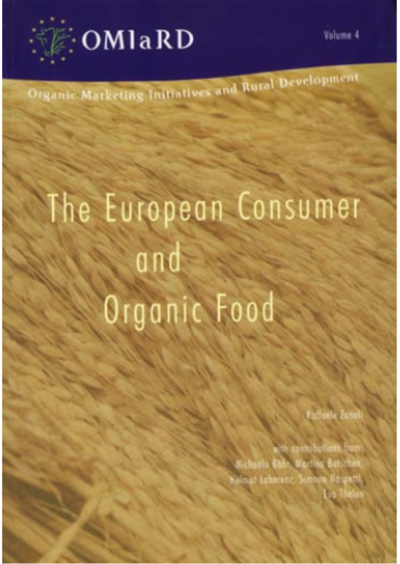 Cover: The European Consumer and Organic Food