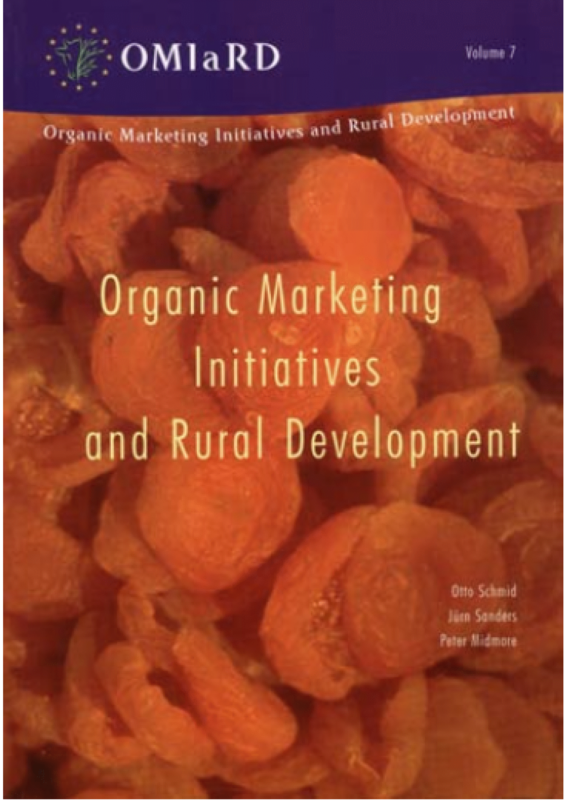 Cover: Organic Marketing Initiatives and Rural Development