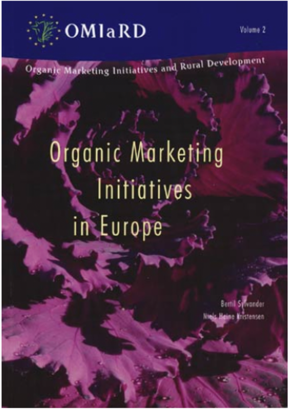 Cover: Organic Marketing Initiatives in Europe