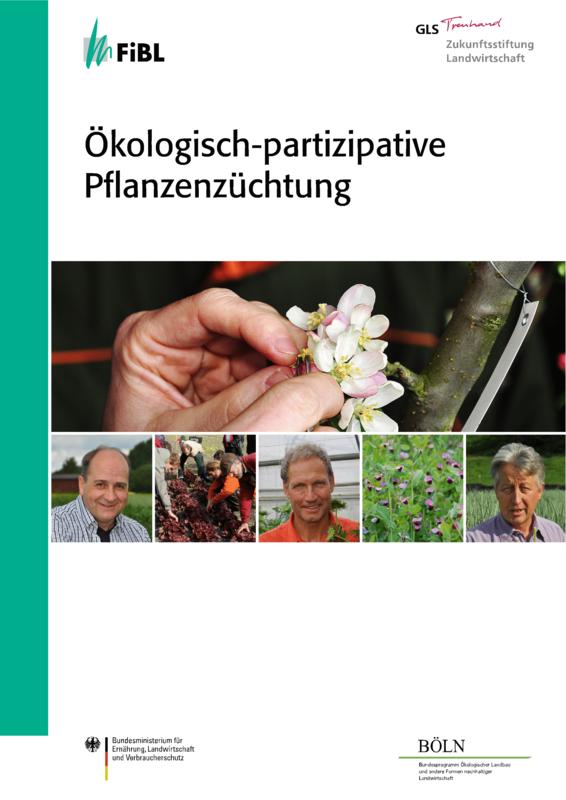 Ökologisch-partizipative Pflanzenzüchtung