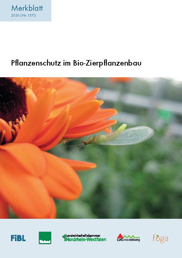Pflanzenschutz im Biozierpflanzenbau