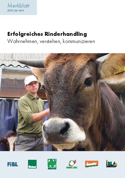 Cover: Erfolgreiches Rinderhandling