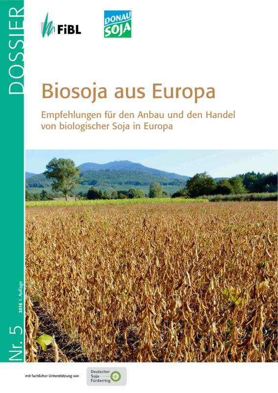 Biosoja aus Europa