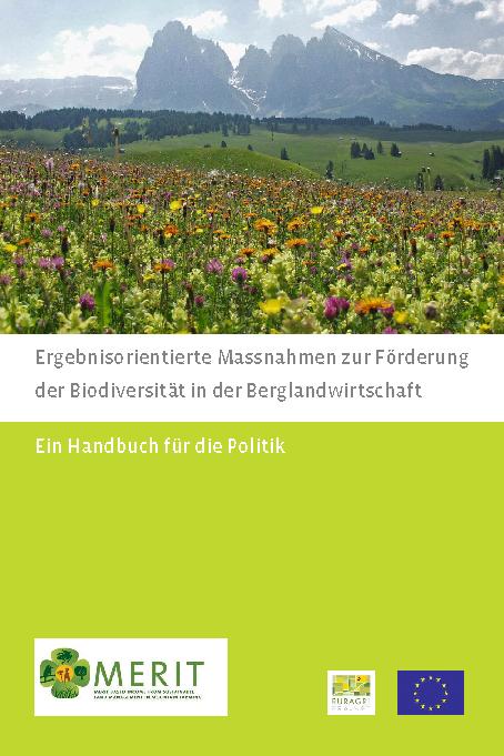 Ergebnisorientierte Maßnahmen zur Förderung der Biodiversität in der Berglandwirtschaft