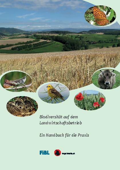 Biodiversität auf dem Landwirtschaftsbetrieb
