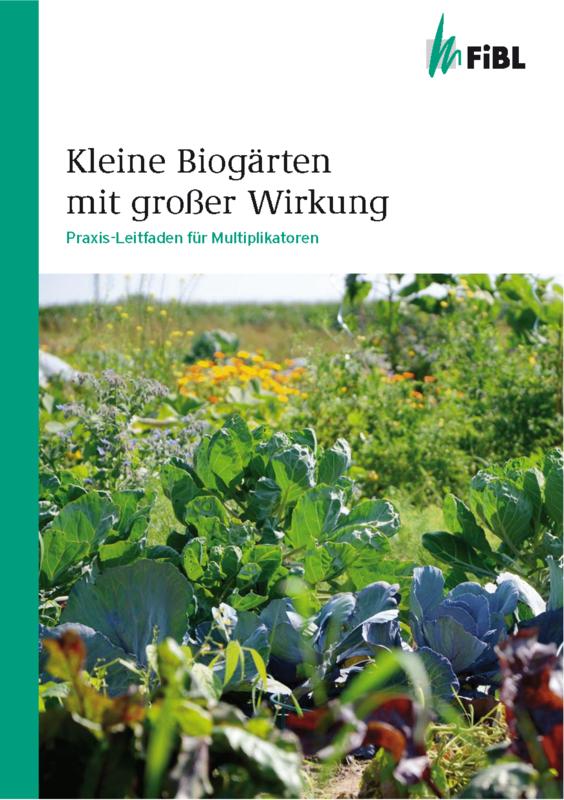 Kleine Biogärten mit großer Wirkung
