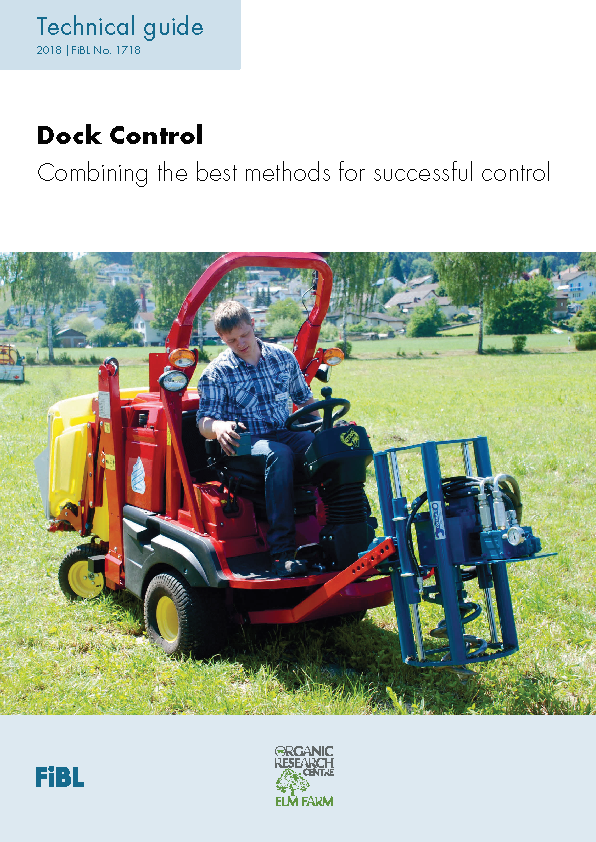 Cover: Dock Control