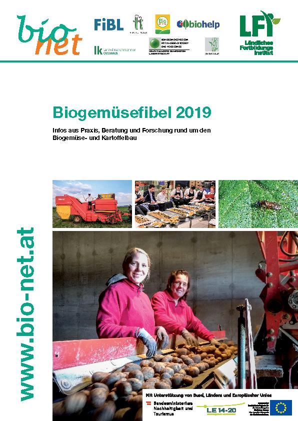 Biogemüsefibel 2019