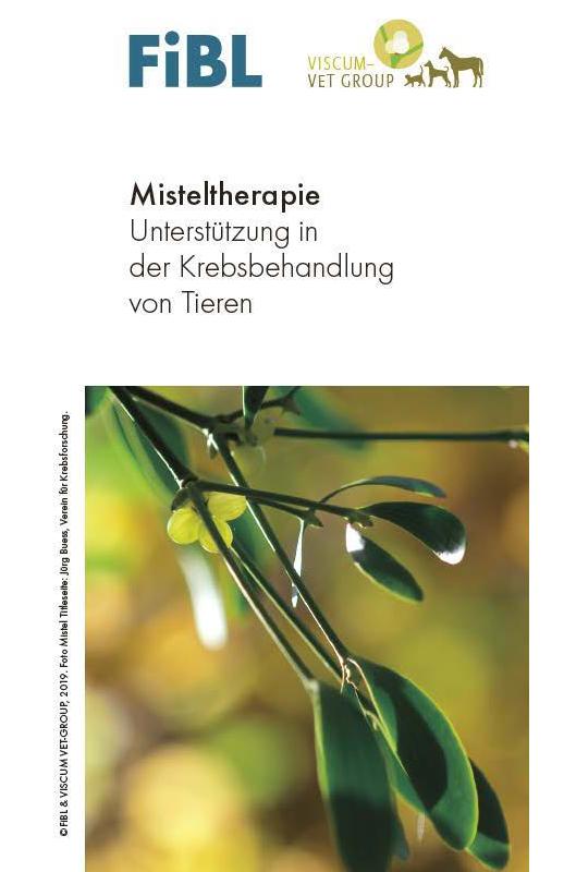 Cover: Misteltherapie